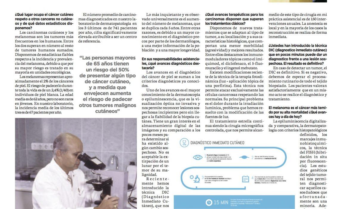 Entrevista La Vanguardia PABLO UMBERT