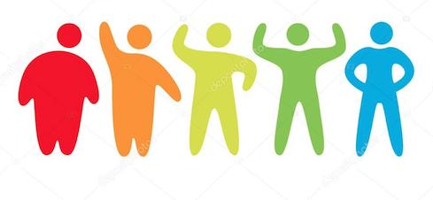 Perder peso , volumen y mejorar la salud