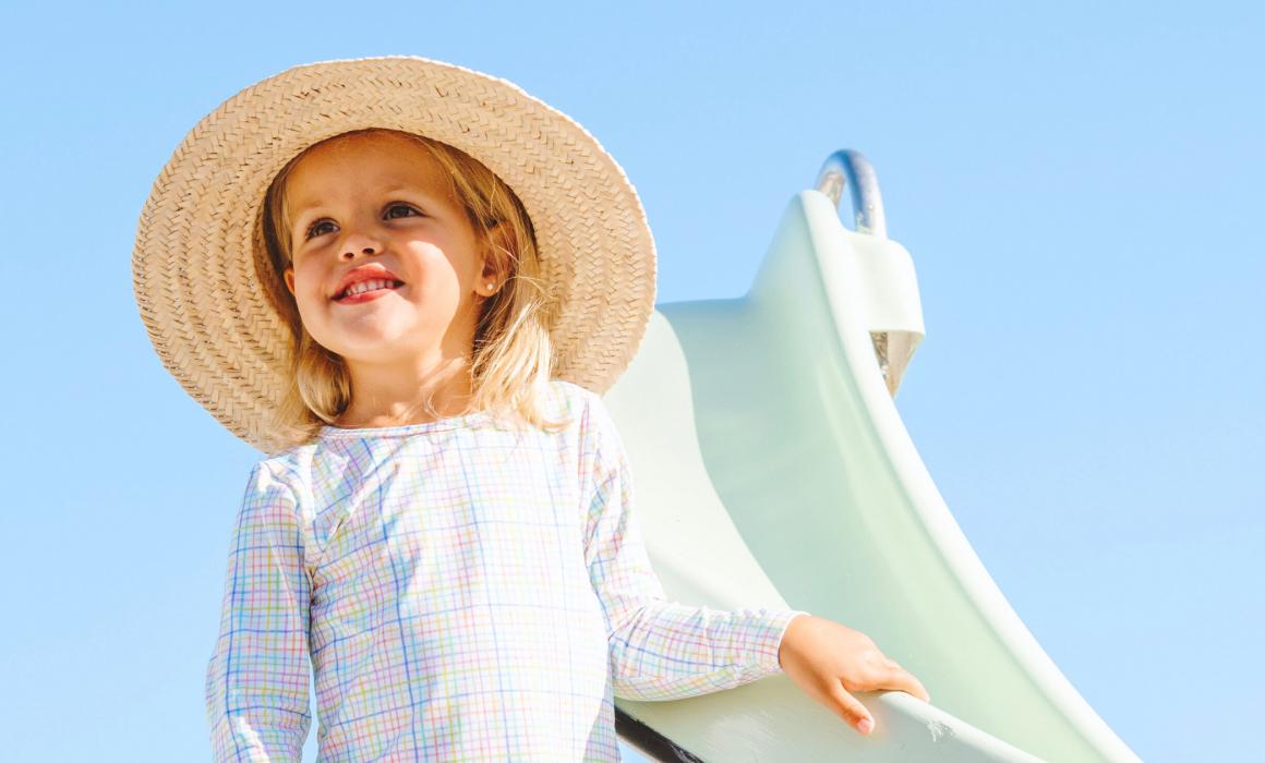 Consejos para proteger la piel de los niños en verano